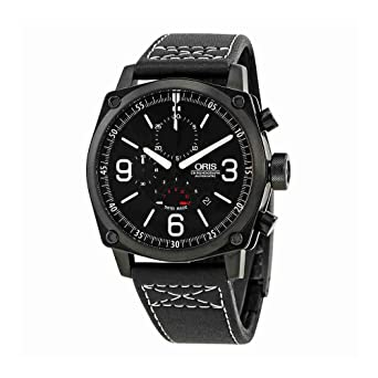 822efe925 Image Unavailable. Image not available for. Color: Oris BC4 Chronograph  Men's Automatic Watch ...