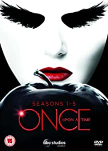 Once Upon a Time S1-5 [Italia] [DVD]