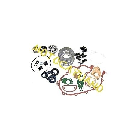 Kit Mantenimiento Motor para Vespa Rally 200 con encendido femsatronik Rodamientos P