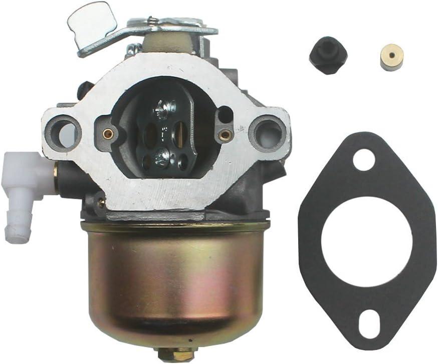 KIPA Carburetor for Briggs & Stratton 497581 495782 494894 495784 494881 495778 494883 698171 697594 692684 Walbro LMT91 LMT-91 LMT 91 Lawn Boy LT10 LT12.5 Toro 10-32XL 71140 71200 Mower with Gasket