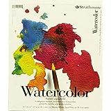 "Strathmore (25-111 200 Series Watercolor Pad, Cold Press, 11""x15"""