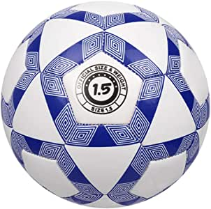 YANYODO Kid's Soccer Ball Mini Ball for Kids,Toddlers and Babies Soft Touch Balls Size 1.5&Size 3, Shipped Deflated