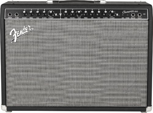 Fender Champion 100-100-Watt Electric Guitar Amplifier - Soft Distortion Pedal