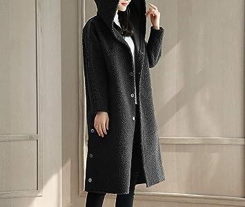 NZDY Usando Una Chaqueta En Ambos Lados, Ropa De Mujer De Moda De Invierno,