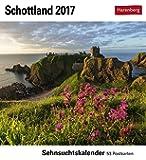 Schottland - Kalender 2017: Sehnsuchtskalender, 53 Postkarten