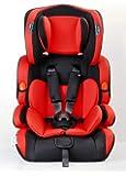 SWB-A Anti-Fire Baby Car Seat- Red Black