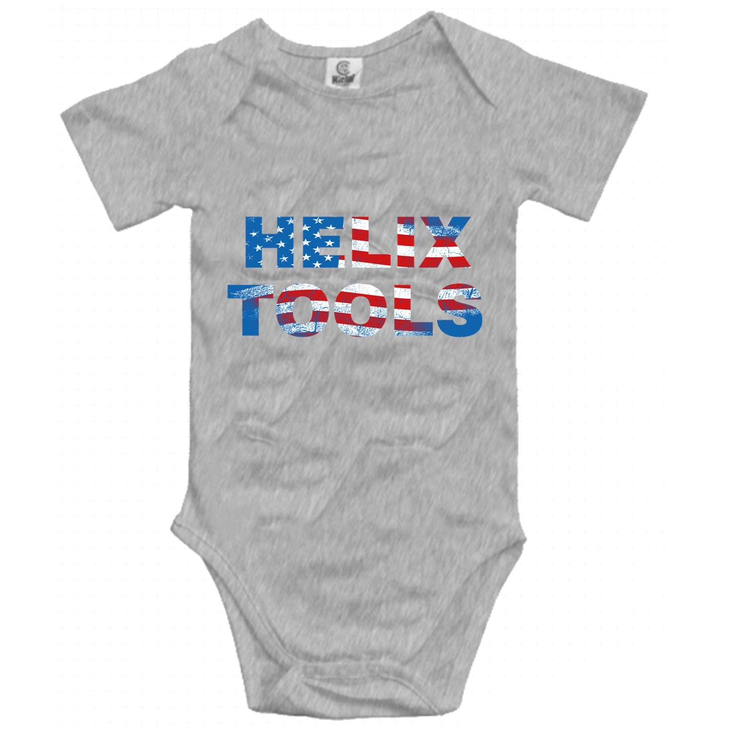 Helix Tools Cute Novelty Funny Infant One-Piece Baby Bodysuit