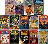 Image of Alien Encounters #1-14 Complete Series (Eclipse Comics 1985 - 14 Comics)