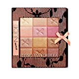 Physicians Formula Shimmer Strips All-in-1 Custom Nude Palette for Face and Eyes, Warm Nude, 0.26 Ounce
