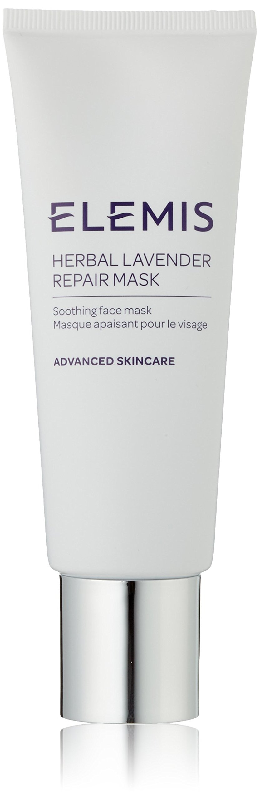 ELEMIS Herbal Lavender Repair Mask - Soothing Clay Mask, 2.5 fl. oz.