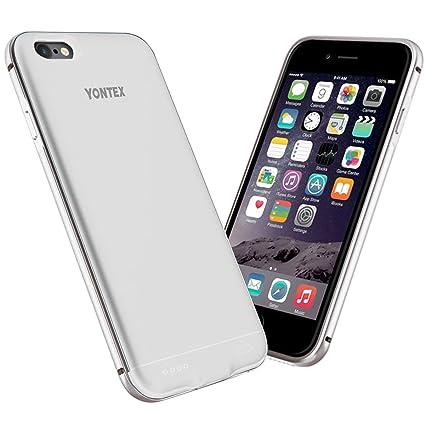 Amazon.com: yontex iPhone Funda Caso Charing de batería 7 ...
