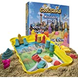 CoolSand Mini City Kinetic Play Sand Molds Set