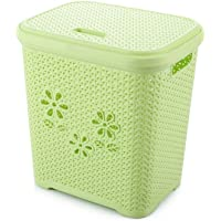 Laundry Basket Toy Snack Storage Basket Plastic Dirty Clothes Basket
