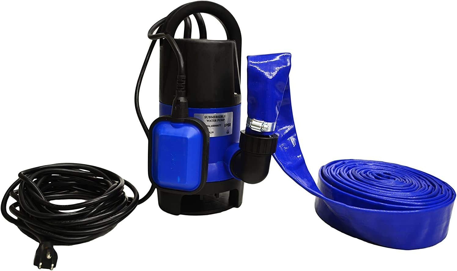 Professional EZ Travel Collection Submersible Drain Pump