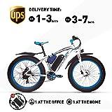 25f81a1e4c5246 RICH BIT RT022 Electric Bicycle 48V-17Ah LG Li-Battery E-bike 1000W  Brushless Motor…