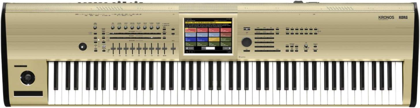 Kronos 88 Gold Music Workstation: Amazon.es: Instrumentos ...