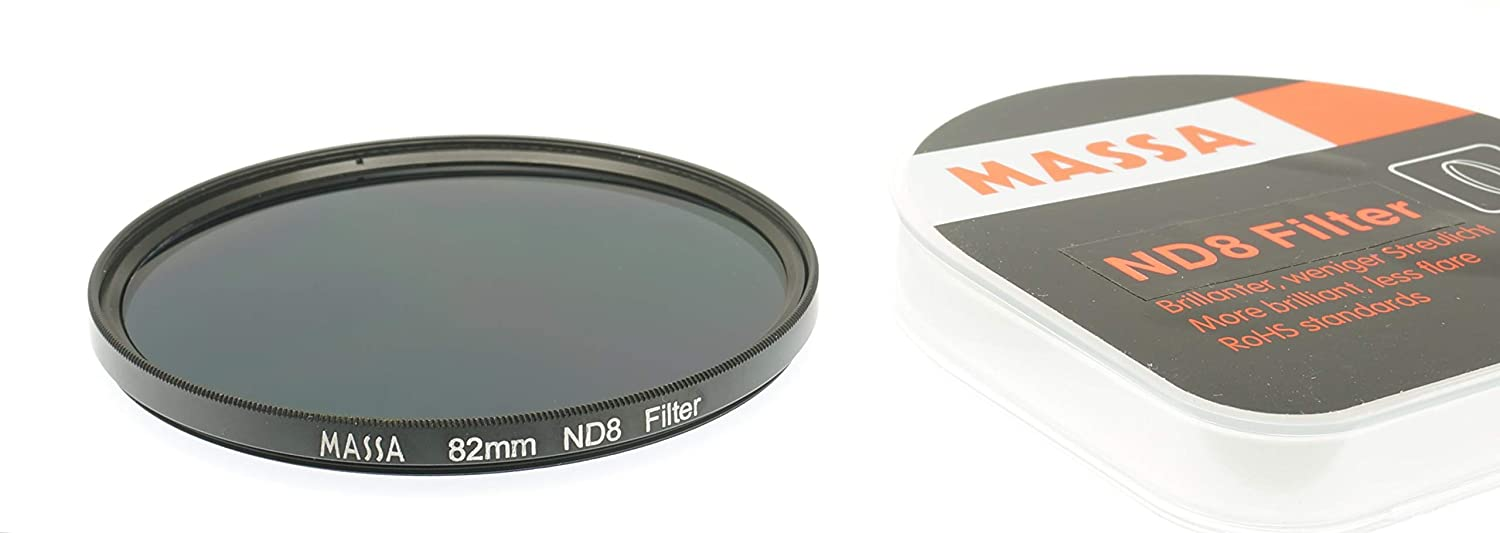 ICE 62mm GND8 Soft Grad ND8 Filter Neutral Density ND 3 Stop Optical Glass 62