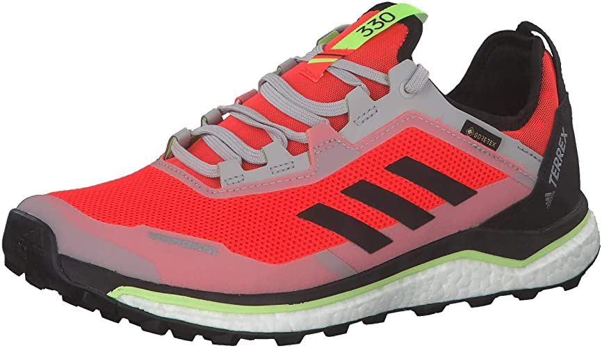 hormigón esposas Contratista  Amazon.com   adidas Terrex Agravic Flow Gore-TEX Trail Running Shoes - AW20    Trail Running