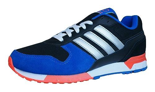 ADIDAS Adidas 8k runner black1 mtsil zapatillas running hombre: ADIDAS: Amazon.es: Zapatos y complementos