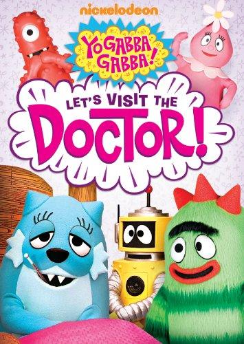 Yo Gabba Gabba: Let's Visit the Doctor -
