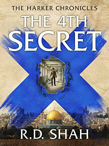 The 4th Secret (Harker Chronicles Book 2)