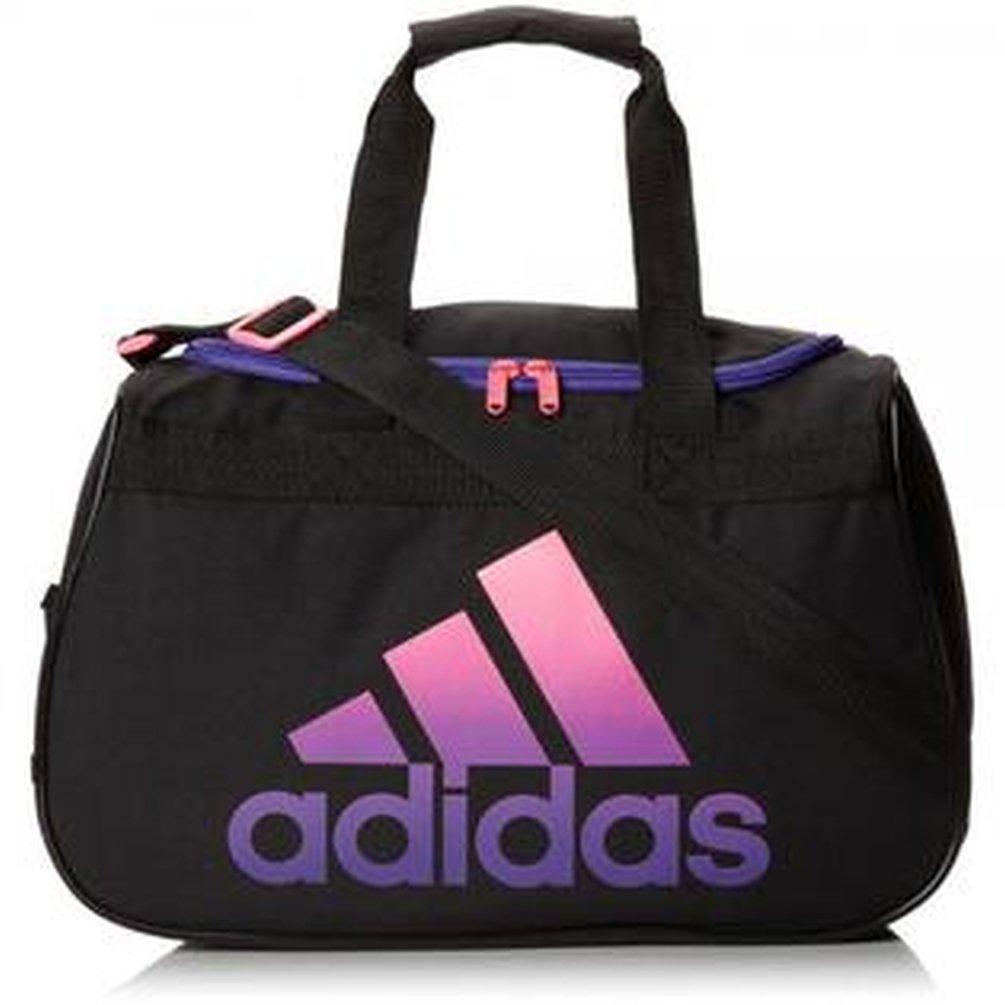 adidas Diablo Duffel Small (Black/Solar Pink/Power Purple) by adidas (Image #1)