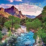 America the Beautiful 2020 Wall Calendar