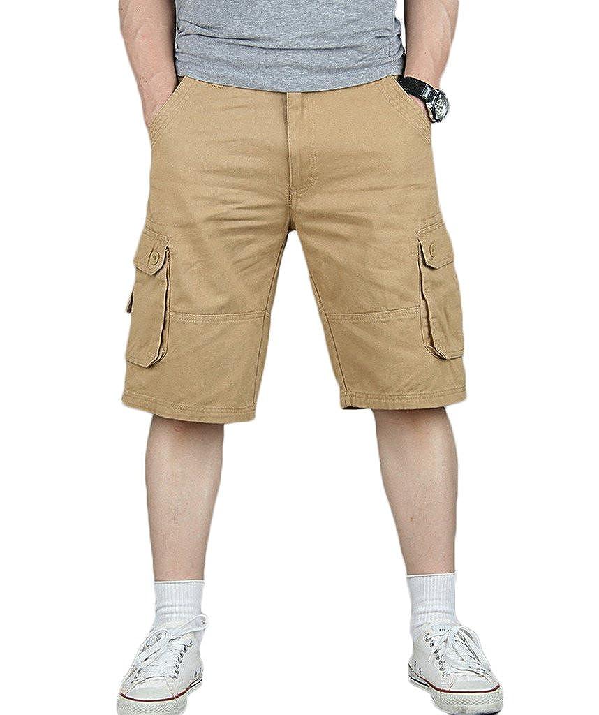 Men's Cargo Shorts, Casual Summer Combat Shorts Men' s Cargo Shorts