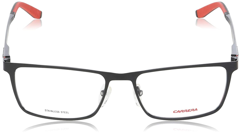 c0f166de453 Amazon.com  Carrera 8811 Eyeglass Frames CA8811-0003-5517 - Matte Black  Frame