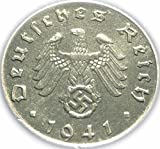 Nazi WWII Coin %2D%2D German 1941%2DA 5