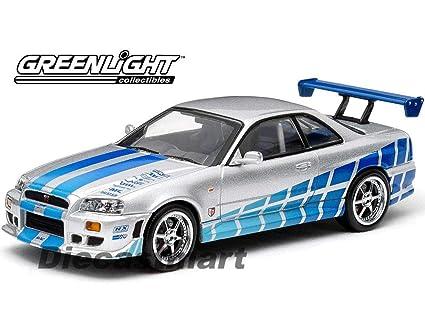 Amazon com: MWDx102 Fast & Furious (2003) 1999 Nissan