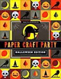 Best Halloween Crafts - Halloween Paper Craft Party Review