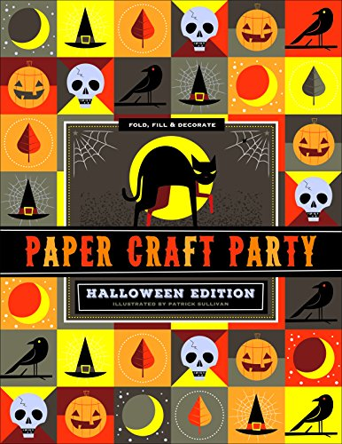 Halloween Paper Craft Party -