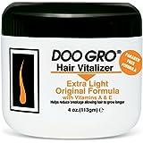 DOO GRO Medicated Hair Vitalizer Extra Light Original Formula, 4 oz