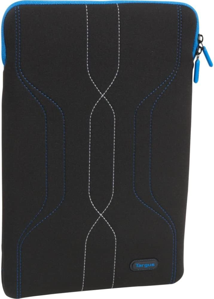 """Pulse TSS56102US Carrying Case (Sleeve) for 15"""" Notebook - Black, White, Blue"""