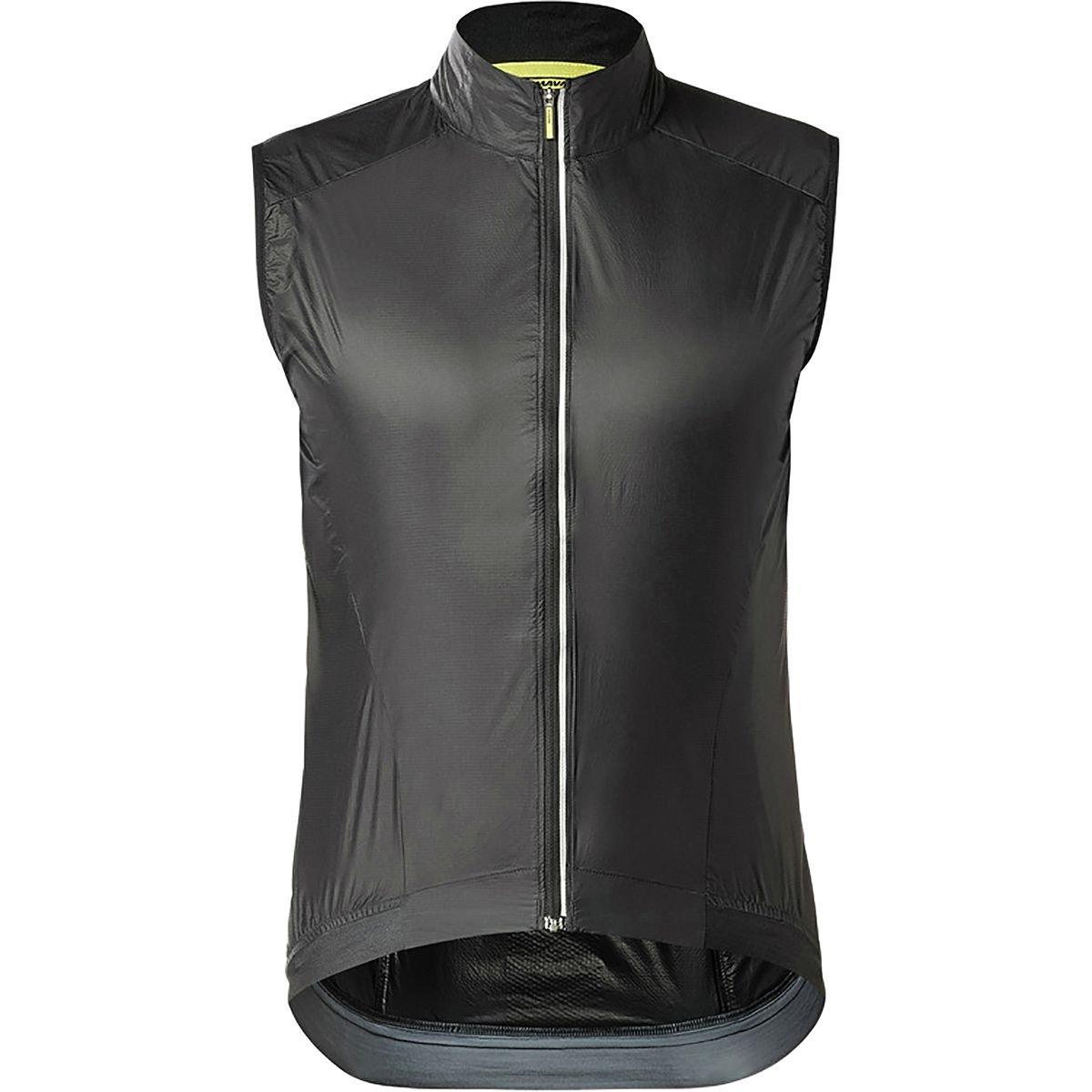 Mavic Essential Wind Vest – Men 'sブラック、L   B078S5BG7P