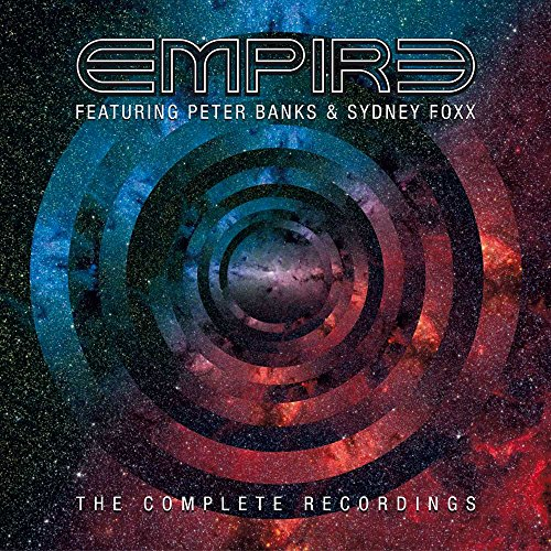Empire feat. Peter Banks and Sydney Foxx - The Complete Recordings - (PBME - 001 - CD) - 3CD - FLAC - 2017 - WRE Download