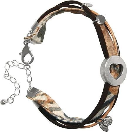 RAYHER - 15297534 - BP: Bolero Pack de pulseras Julie, de canela: Amazon.es: Hogar