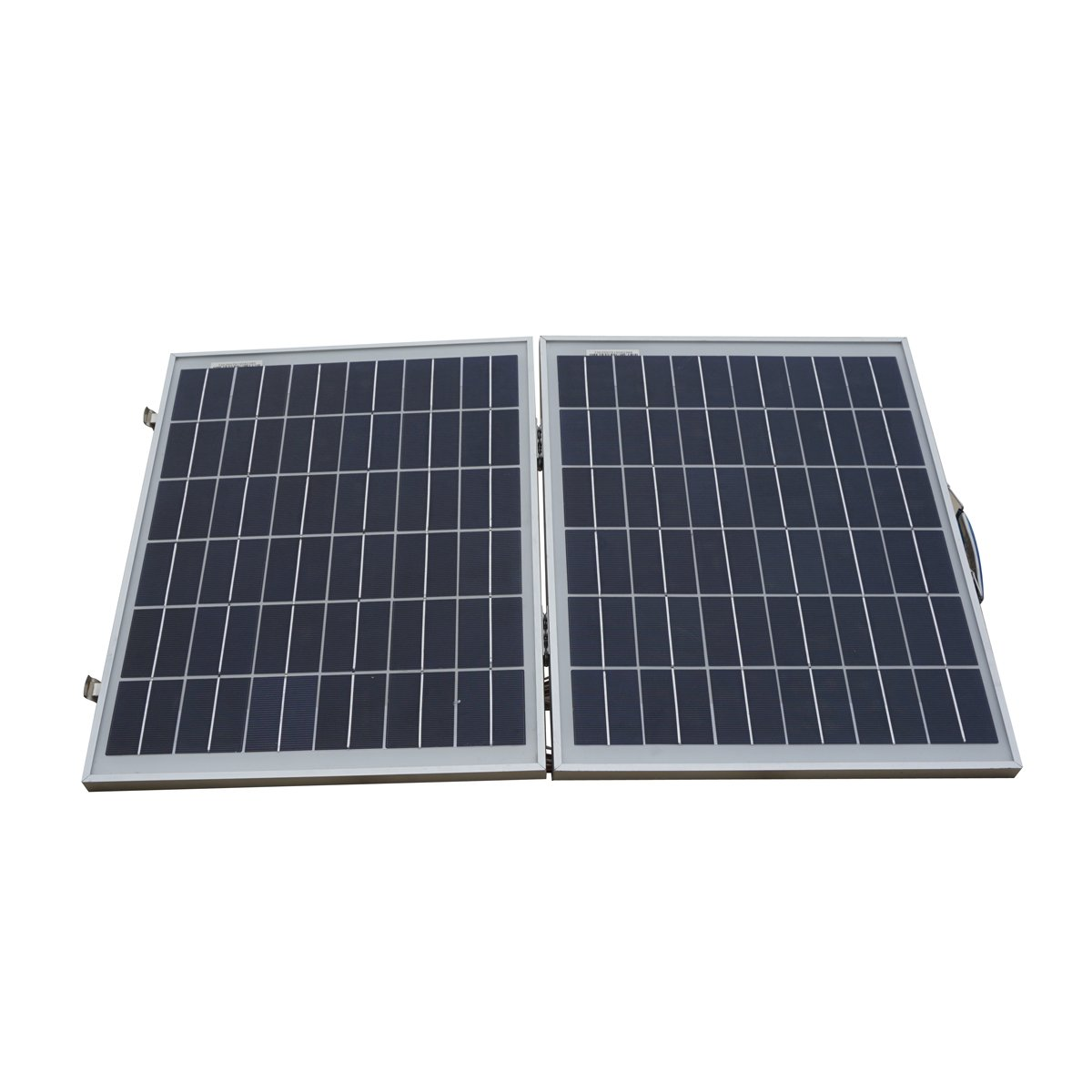 ECO LLC 50W 12V Portable Folding Solar Panel for Home Outdoor Camping Hiking Car RV Boat