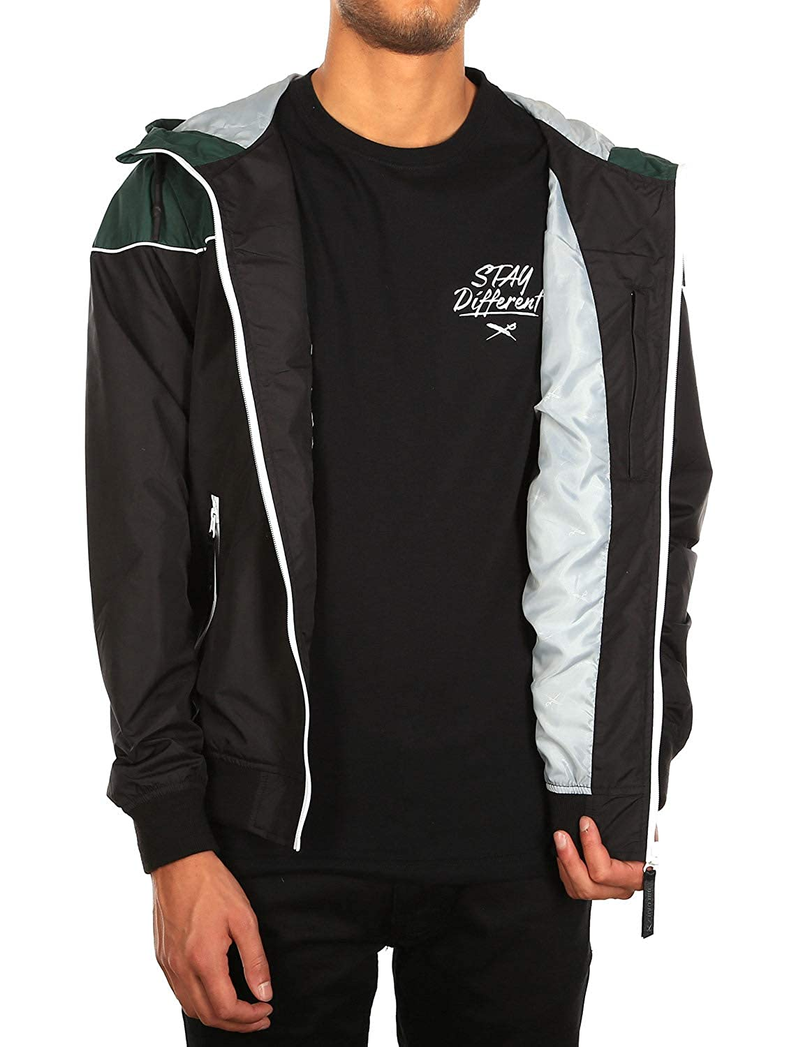 Iriedaily Mini Flag Deck Jacket [Hunter]: : Bekleidung