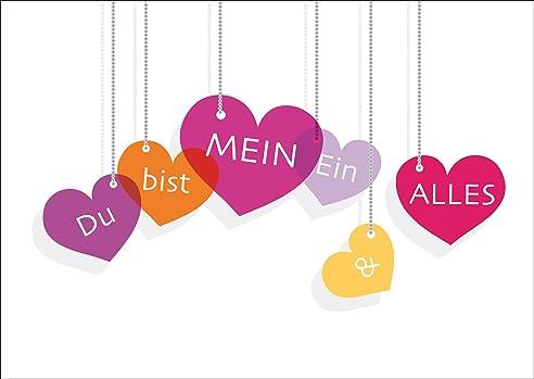 Sagen Sie Nicht Nur Zum Valentinstag: U0026quot;Du Bist Mein Ein U0026 Allesu0026quot;