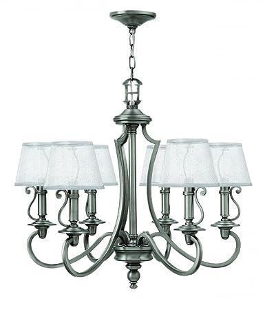 Hinkley chandelier plymouth 4246pl amazon hinkley chandelier plymouth 4246pl aloadofball Gallery