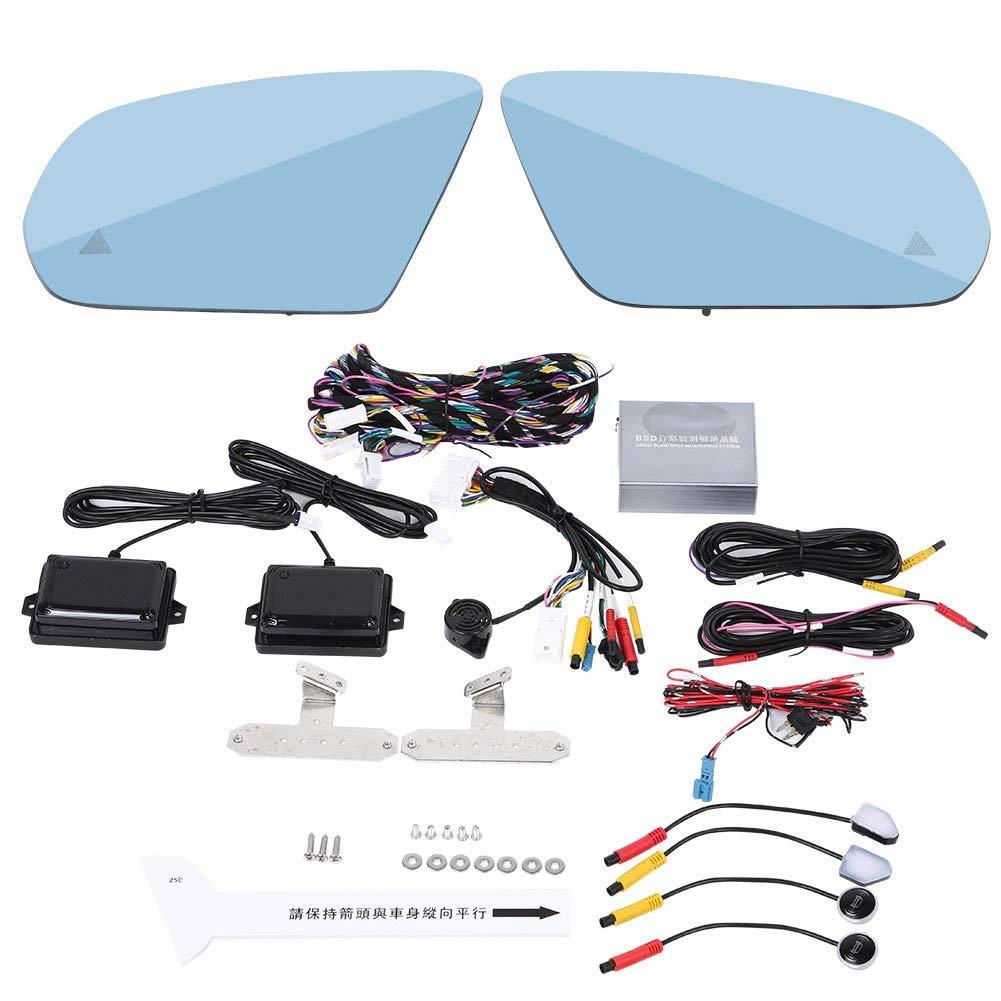 EBTOOLS Car Microwave Radar Sensor BSD Blind Spot Detection System for W205 15-18