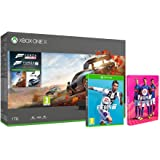 Xbox One X 1TB console Forza Horizon 4  + Forza Motorsport 7 bundle + FIFA 19 + FIFA 19 Steelbook
