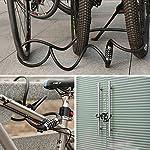 Lucchetti-per-Bicicletta-5-Cifre-Bici-Serratura-Antifurto-Cavo-Sicurezza-Serratura-a-Combinazione-Lucchetto-per-Bici-Bicicletta-Moto-Scooter-Triciclo-Griglie-18M