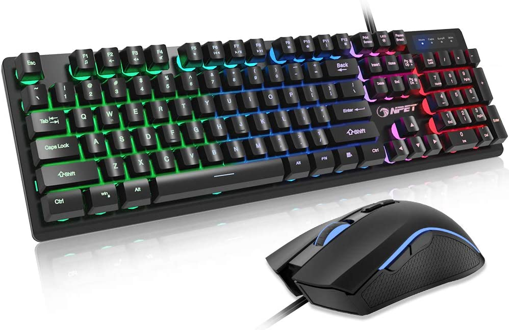 NPET K60 Gaming Keyboard