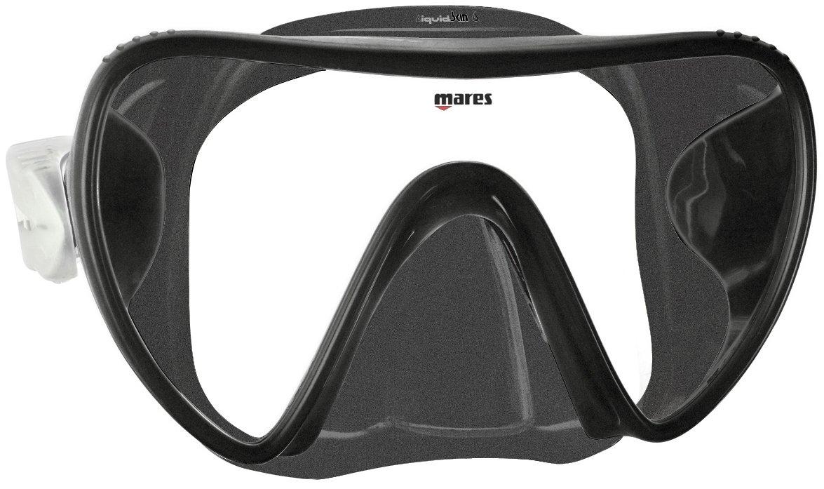 Mares Essence LiquidSkin Scuba Mask Black/Gray