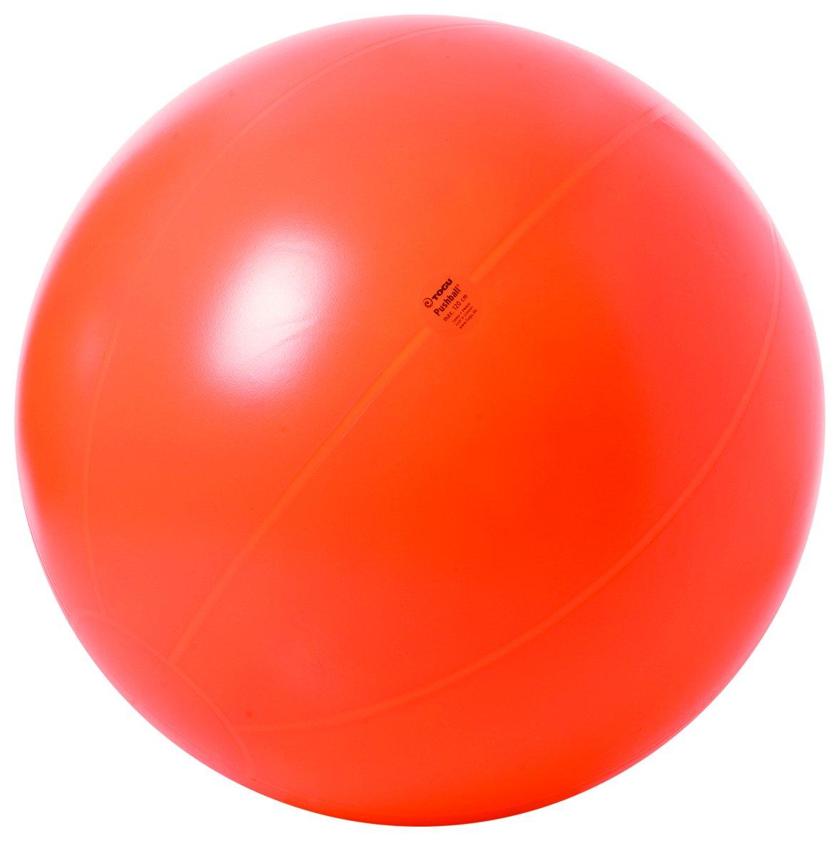 TOGU Gymnastikball Theragym Ball, Orange, 120, 401200