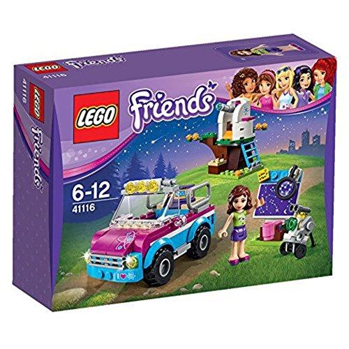 Lego Olivia #39;s Exploration Car, Multi Color