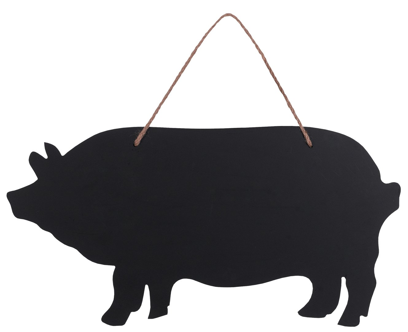 Hills Imports Pig Chalkboard